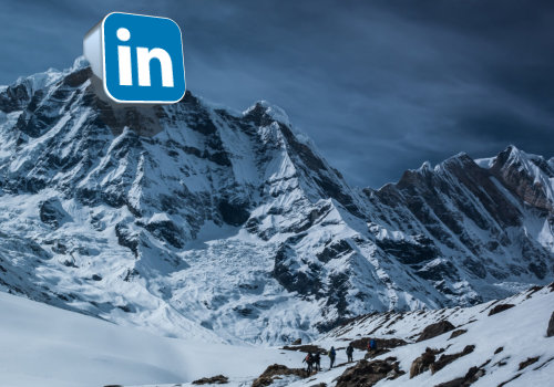 networking on linkedin