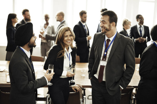 trust underpins networking in business
