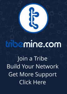 join a tribe at tribemine.com