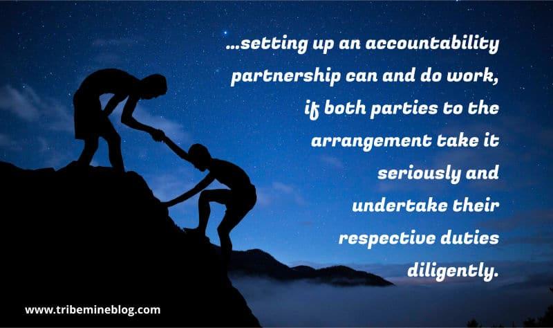 accountability partnerships do work