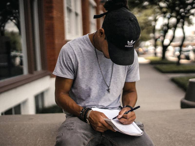 set writing goals that help you get results